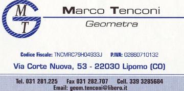 MARCO TENCONI