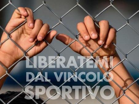 Abolizione Vincolo Sportivo