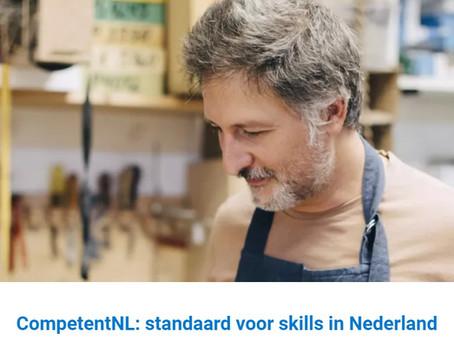 Nieuw: CompetentNL, de standaard voor skills in Nederland
