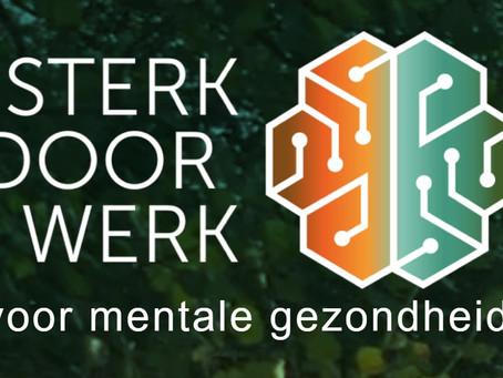 Sterk door Werk: platform voor mensen met psychische kwetsbaarheid
