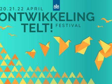Ontwikkeling Telt Festival! 20, 21 en 22 april 2021