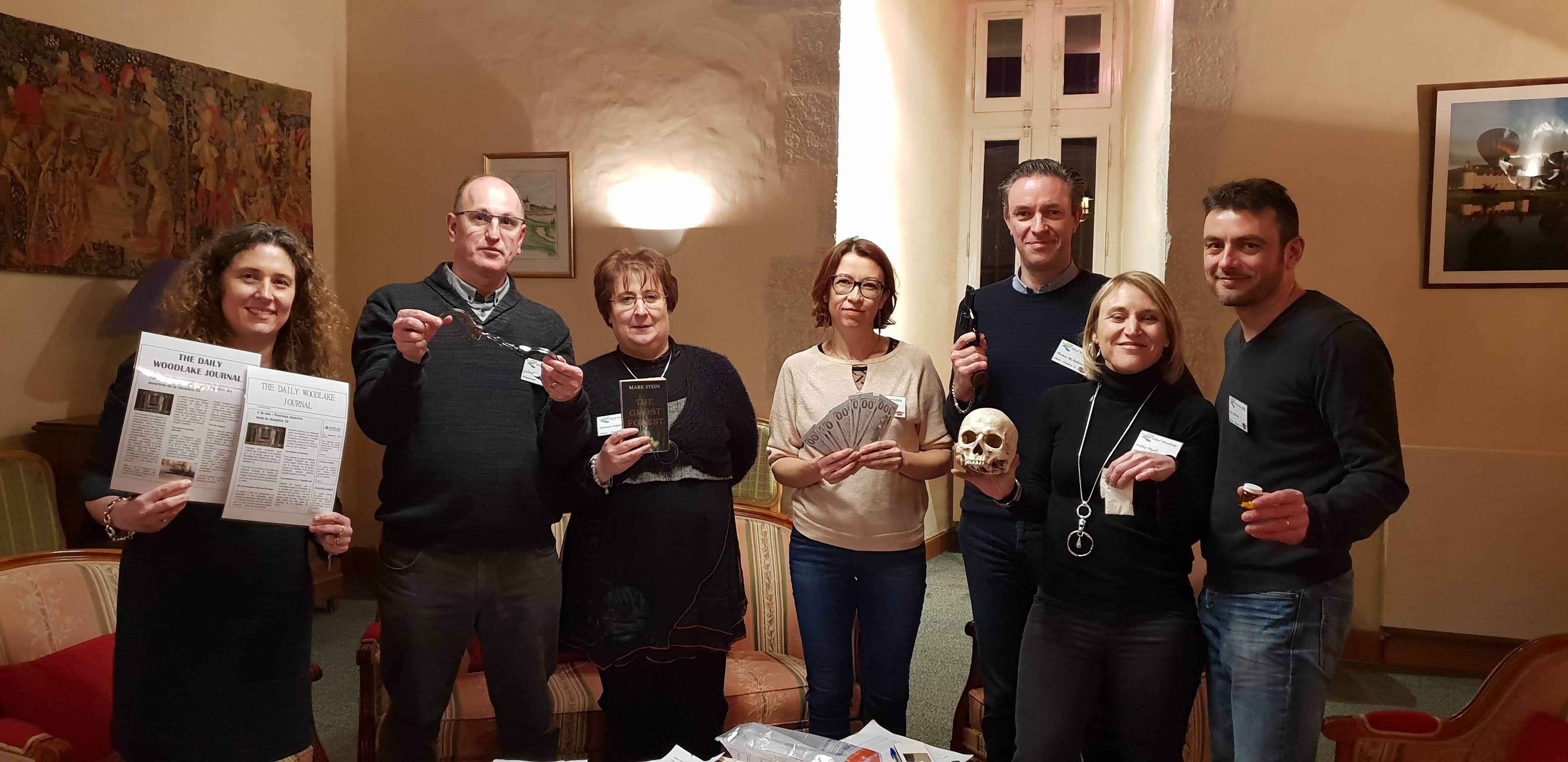 Murder Party - Après-midi entre amis