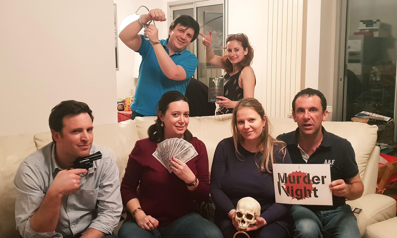 Murder Party - Soirée entre amis