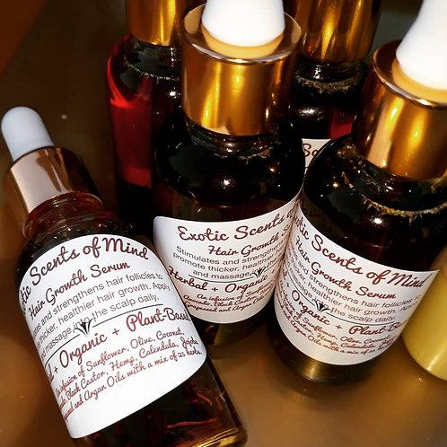1oz. Herbal Hair Serum