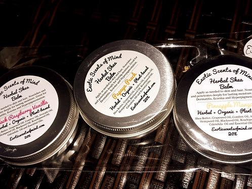 3pc Herbal Shea Sampler