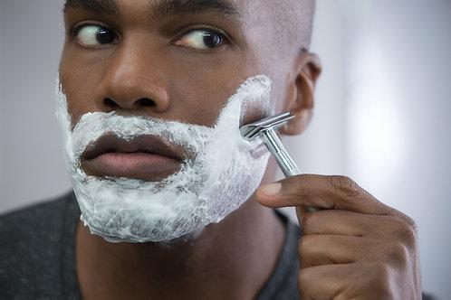 8oz Natural Shaving Soap