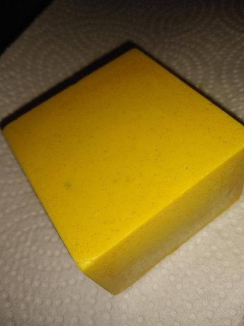 5oz Turmeric Triple Butter Anti-Bacterial Bar