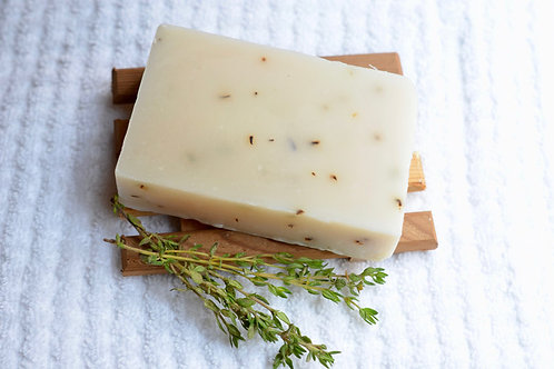 5oz Rosemary & Thyme Cleansing Bar