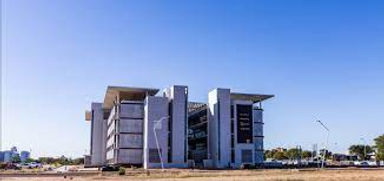 Orange Building Botswana.jfif