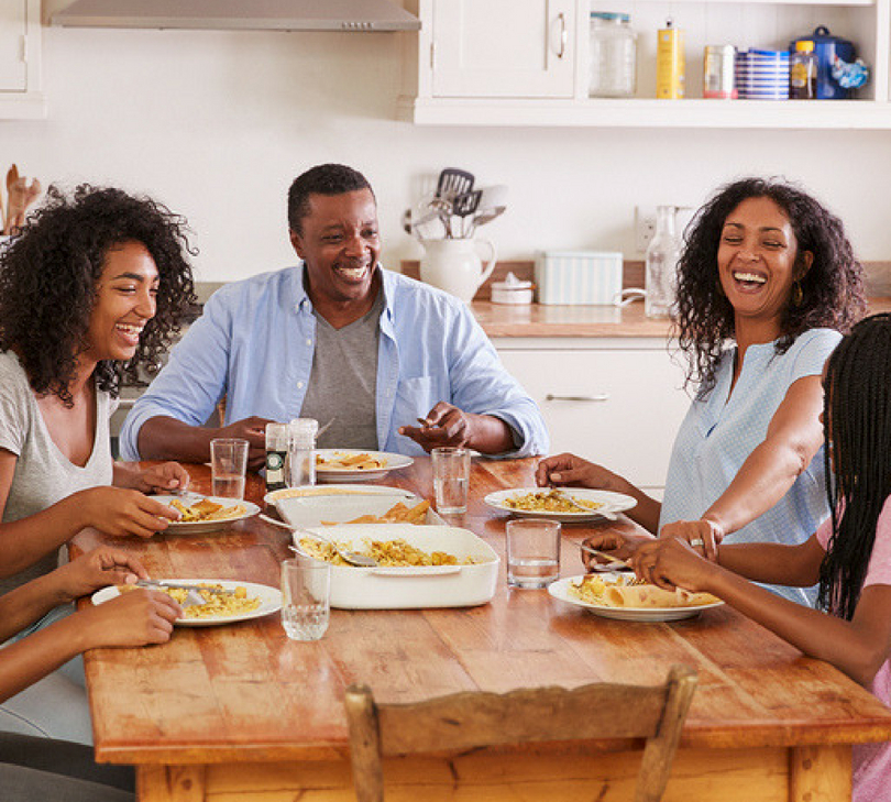 """You may not realize it, but the family dinner is making a comeback and here's """"why"""""""