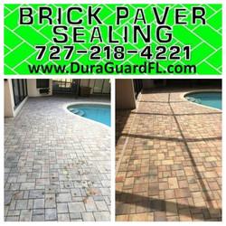 brick paver color enhancement permenant color tint 1