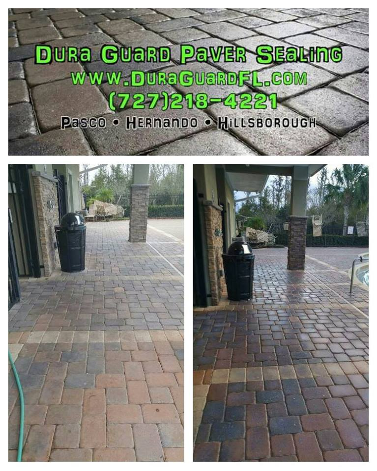 commercial brick paver sealing 1