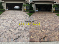 paver strippping and sealing