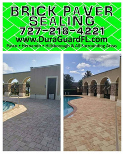 commercial paver sealing