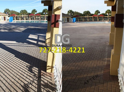 commercial brick paver sealing 14