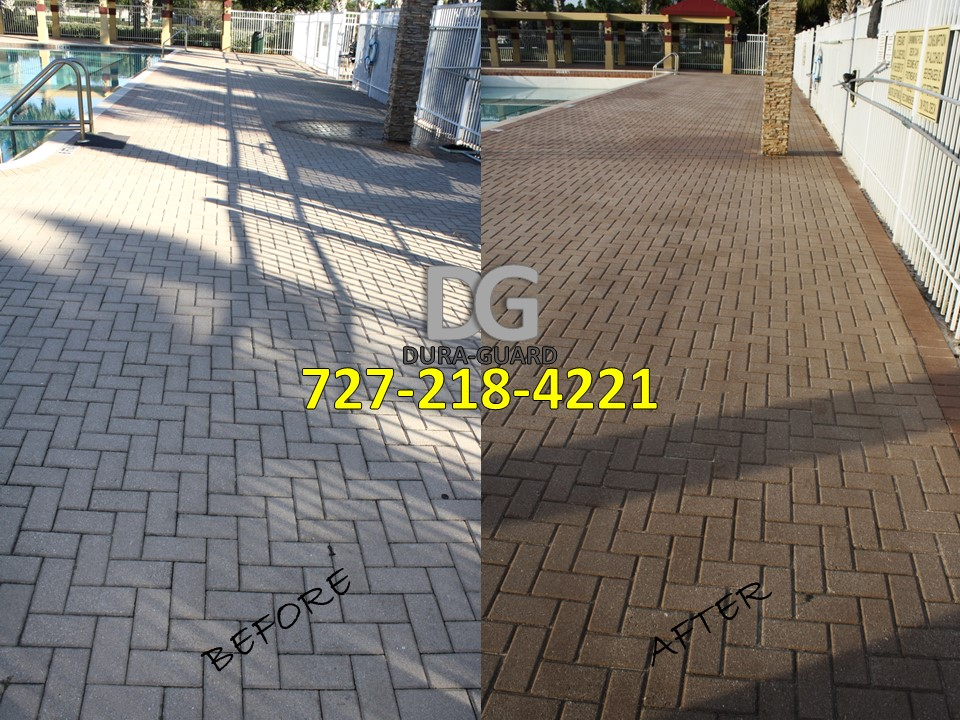 commercial brick paver saeling