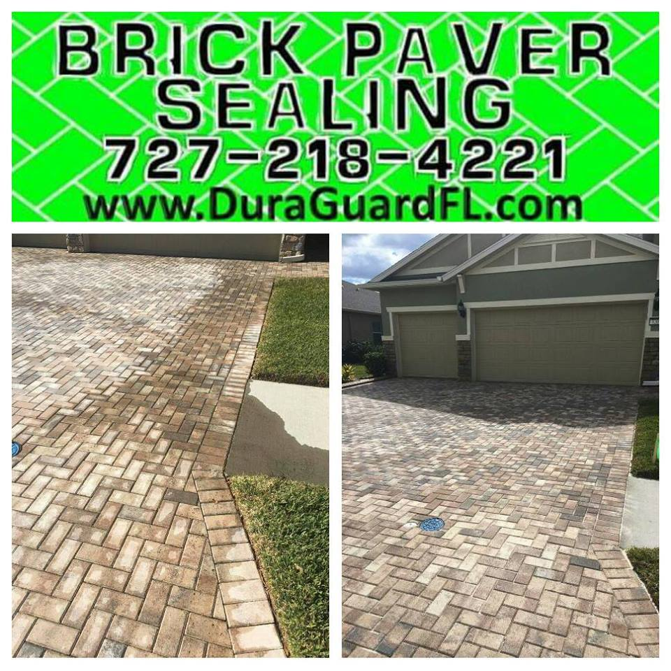 brick paver rust removal 3