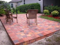 brick paver patio installations tampa, pasco, hernando, hillsborough