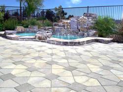 brick paver pool deck installations tampa, pasco, hernando, hillsborough