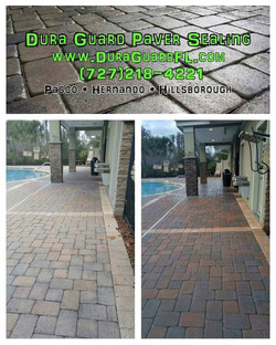 commercial brick paver sealing 4
