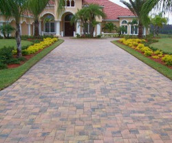 brick paver driveway installations tampa, pasco, hernando, hillsborough 2