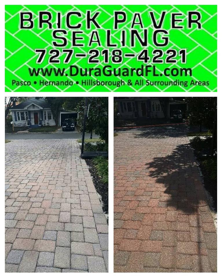 brick paver color enhancement permenant color tint 15