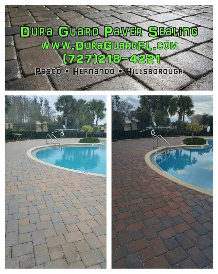 commercial brick paver sealing 12