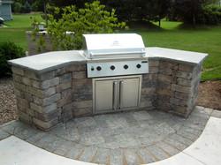 brick paver outdoor kitchen installations tampa, pasco, hernando, hillsborough