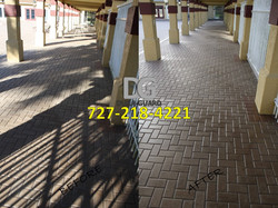 commercial paver saeling