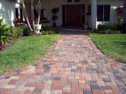 brick paver walkway installations tampa, pasco, hernando, hillsborough