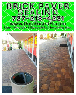 commercial paver sealing 12