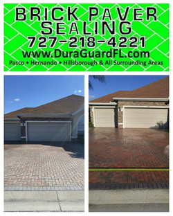 brick paver color enhancement using red paver tint 2