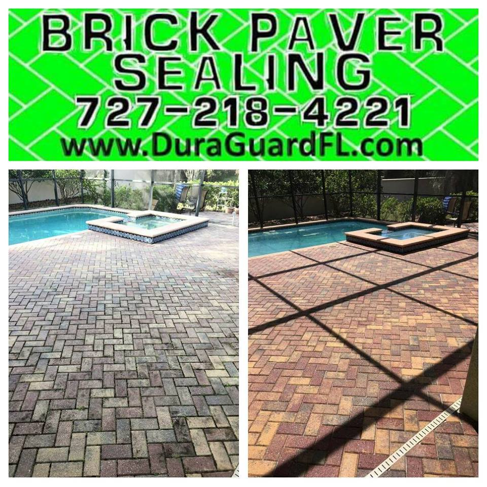 brick paver color enhancement permenant color tint 4