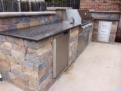 outdoor kitchen installaton tampa