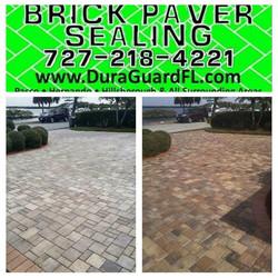 brick paver color enhancement permenant color tint 11