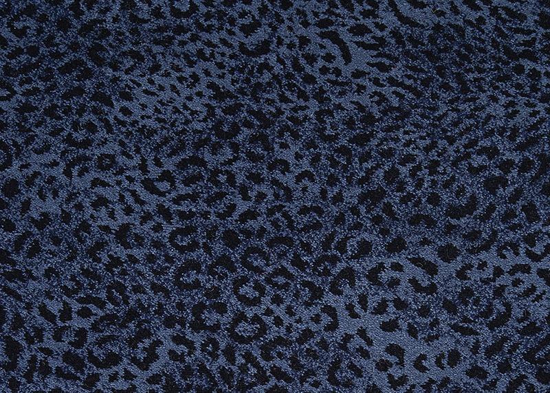 Leopard Ax Blue