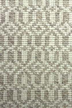 Mosaic Steel Ivory