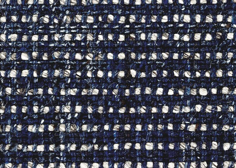 Cottage Weave Lapis