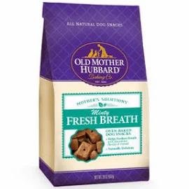 Old Mother Hubbard Classic Fresh Breath Dog Treats (20oz/1.25lb)