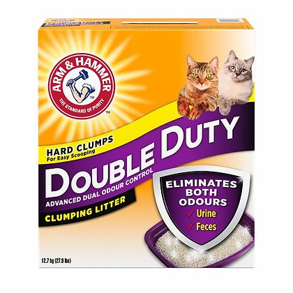 Double duty, Cat litter 12.7kg