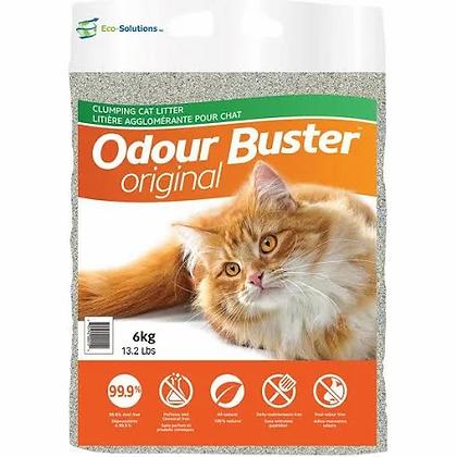 Odour buster original, Cat litter 6kg
