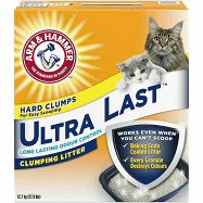 Ultra last, Cat litter 12.7kg