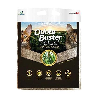 Odour buster natural corn, Cat litter 6.4kg