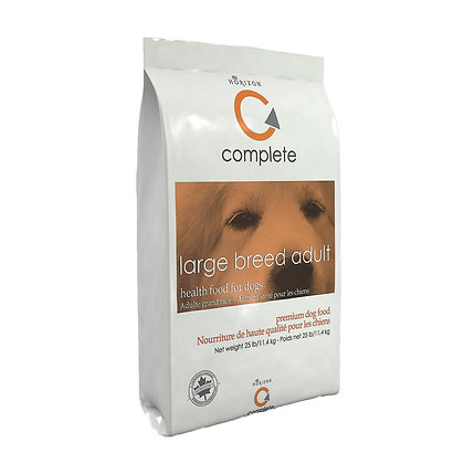 Complete large breed adult, Whole grain