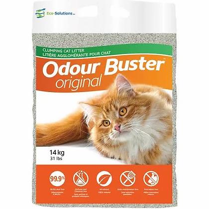 Odour buster original, Cat litter 14kg