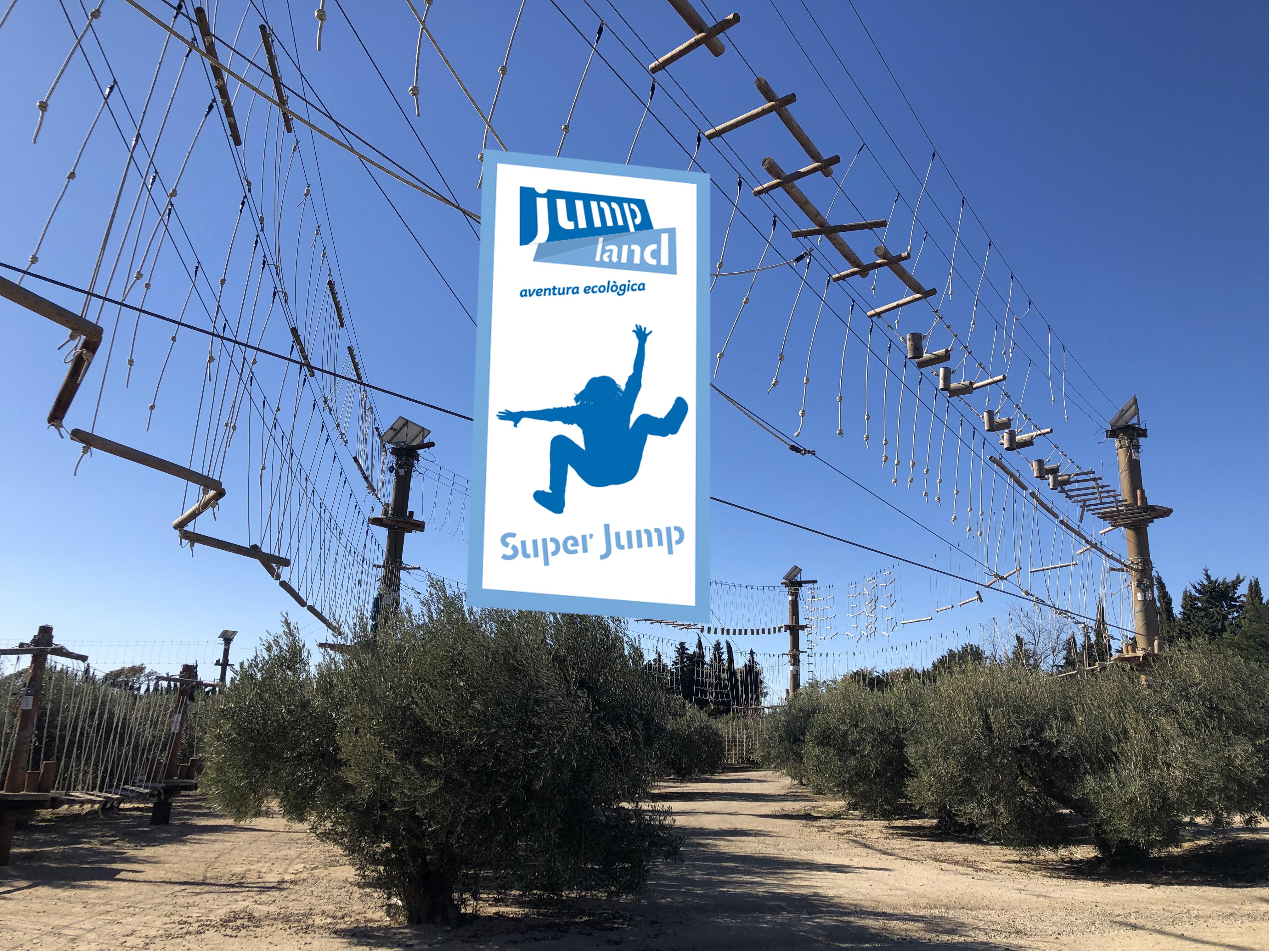 Circuito de Aventura Super Jump
