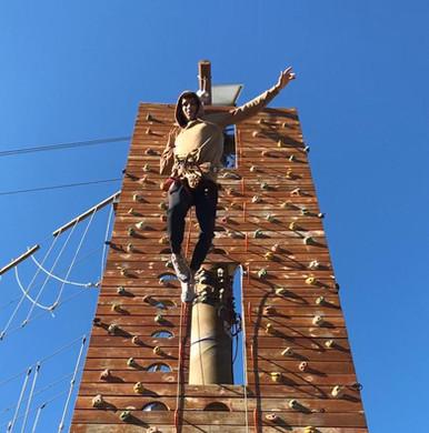 Climbing Jump
