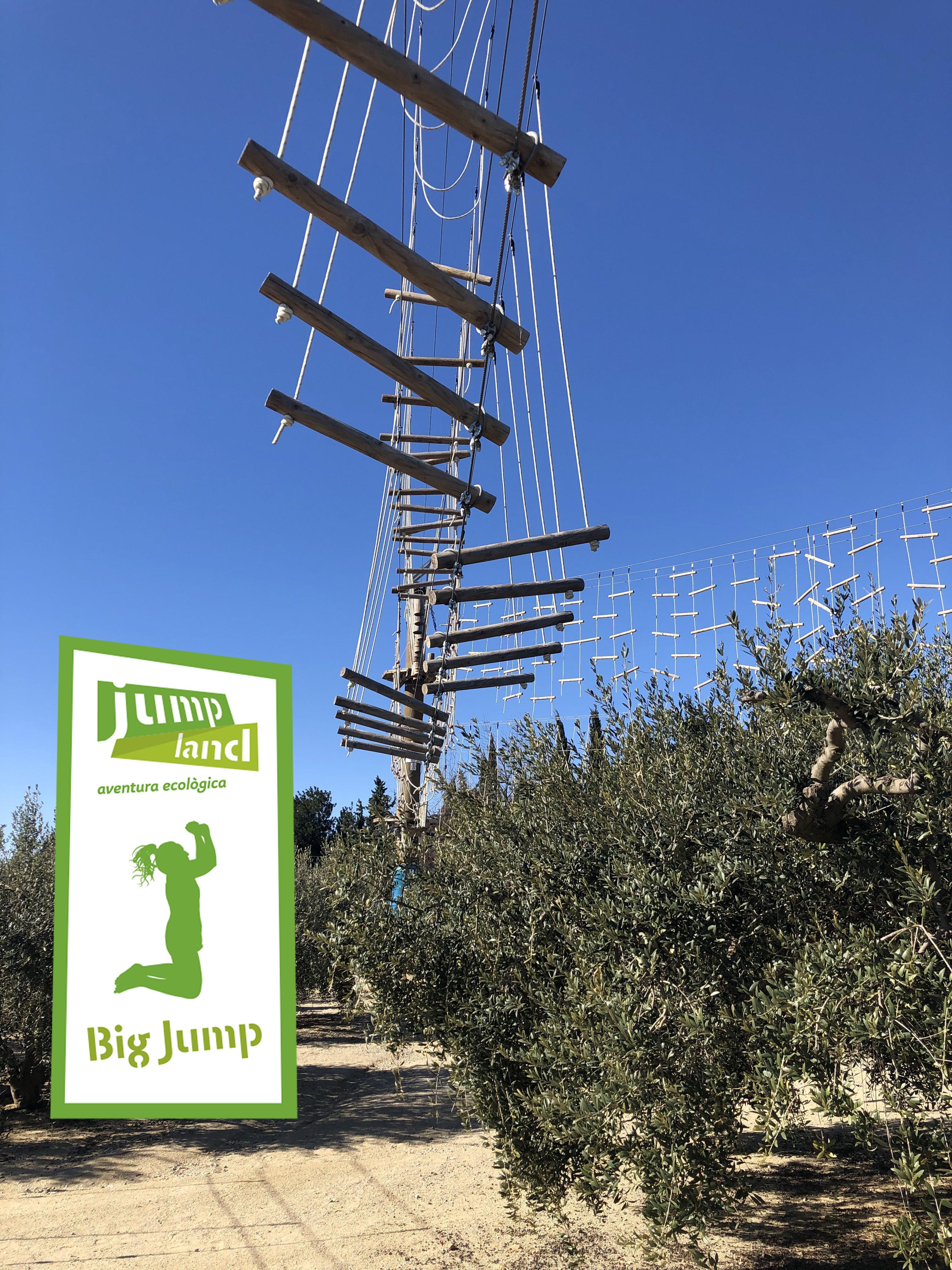 Circuito de Aventura Big Jump