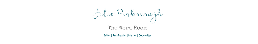 Julie Pinborough copyeditor and proofreader London Dublin Scotland