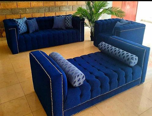 Blue Magnificent Seat